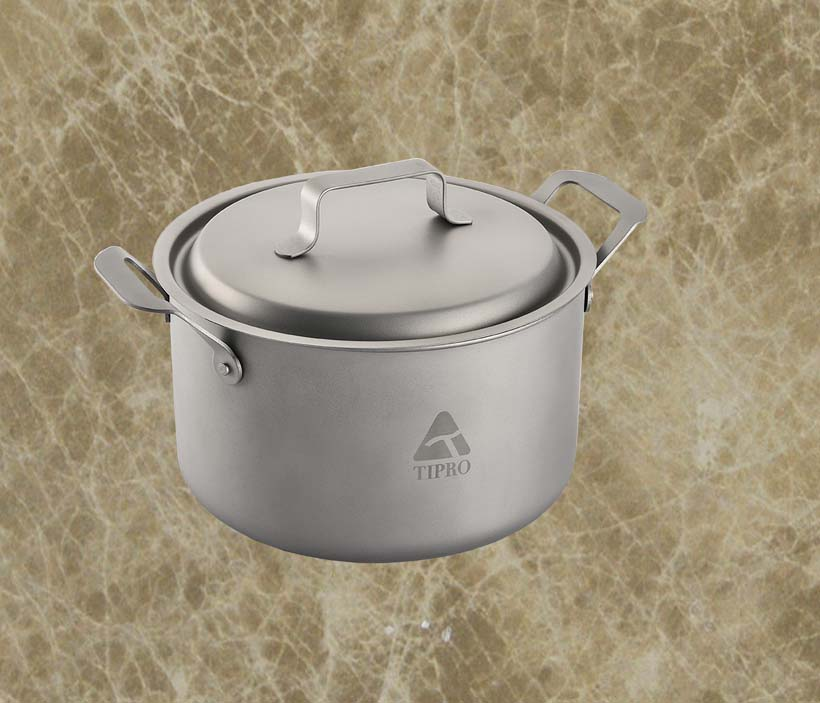 Domestic titanium kettle